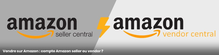 Header - Amazon seller vendor
